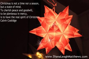 Do you keep the spirit of Christmas in your heart year round?