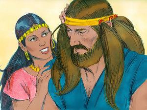 Hall of Faith: Samson, Made the Ultimate Sacrifice