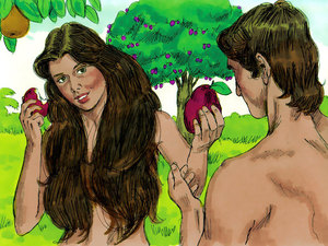 Couples in the Bible: Adam and Eve