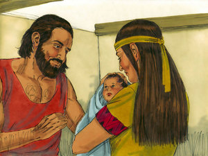 Couples in the Bible: Amram and Jochebed