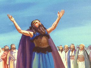 Hope in the Bible: Elijah Trusted God to Show Up