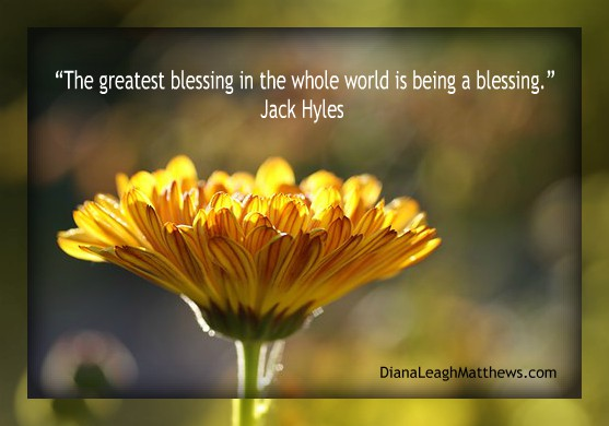 A Blessing to Others