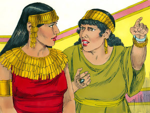 Daughters in the Bible: Salome, the Patsy