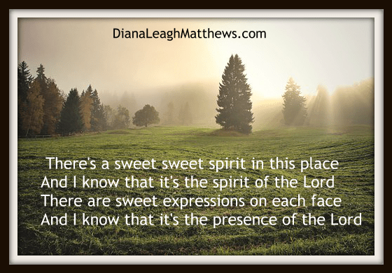 Hymn Story: Sweet, Sweet Spirit