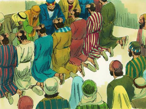 The Seven Deacons: Parmenas