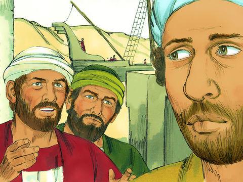 The Apostles: John Mark