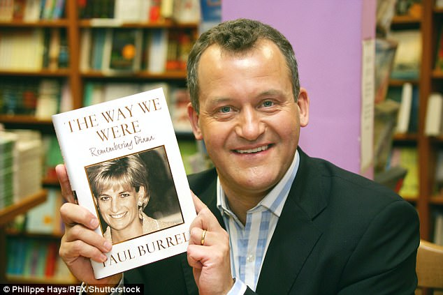In 2006 Mr Burrell released his second book about his time serving Princess Diana, called