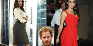 Television Programme: Suits with Meghan Markle as Rachel Zan.