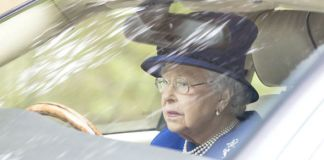 The nonagenarian first learnt to drive during the Second World War Photo (C) JIM BENNETT
