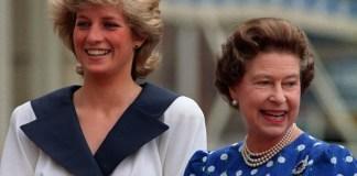 Queen Elizabeth and Princess Diana Photo Queen Elizabeth and Princess Diana Photo (C) GETTY IMAGES(C) GETTY IMAGES