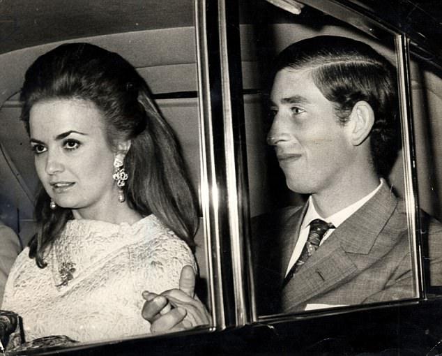 Lucia Santa Cruz, friend of Prince Charles. Now Mrs Juan Luis Ossa. Picture shows Lucia Santa Cruz