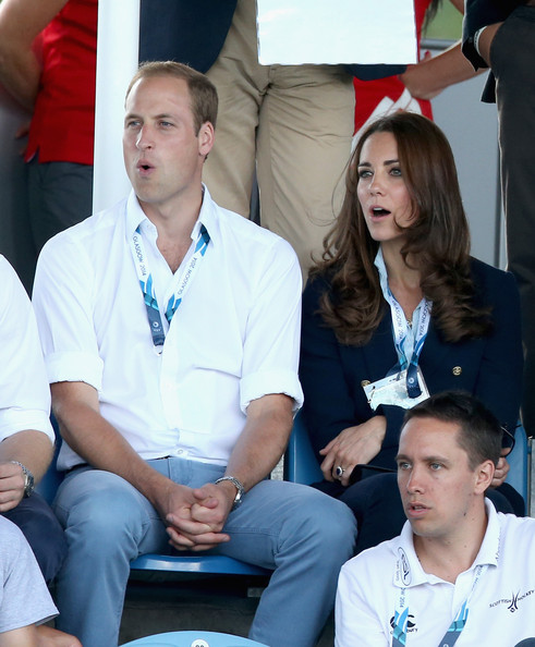 Prince William and Catherine Duchess of Cambridge Photo (C) GETTY IMAGES