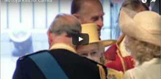 See Prince Charles Reaction When Camilla Was Shocked By No Royal kiss