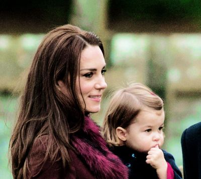 Emotional William and Kate take George and Charlotte to mark Princess Diana's birthday