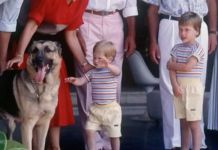 Bizarre outfits from Princess Diana Prince Harry fondly recalls mum's fashion choices Photo (C) ITV