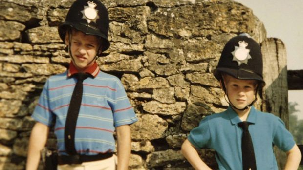 Why Princess Diana's sons weren't met her for a month before she passed away