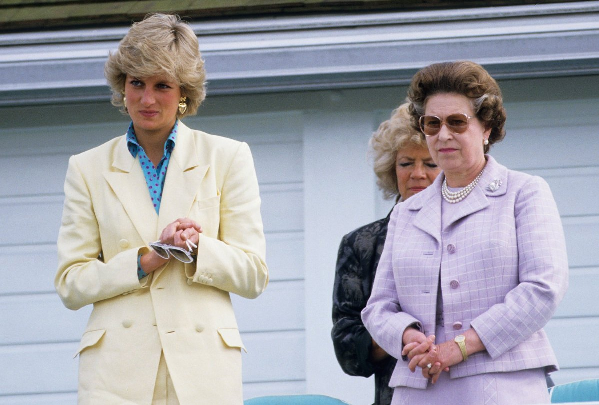 Queen was deeply concerned about dissolution of Diana marriage