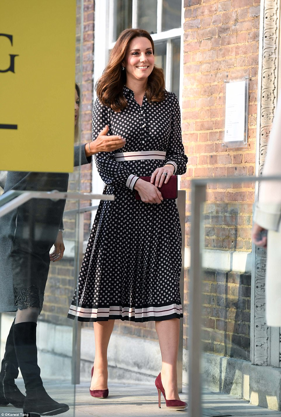 Kate Middleton Pregnant November 2017