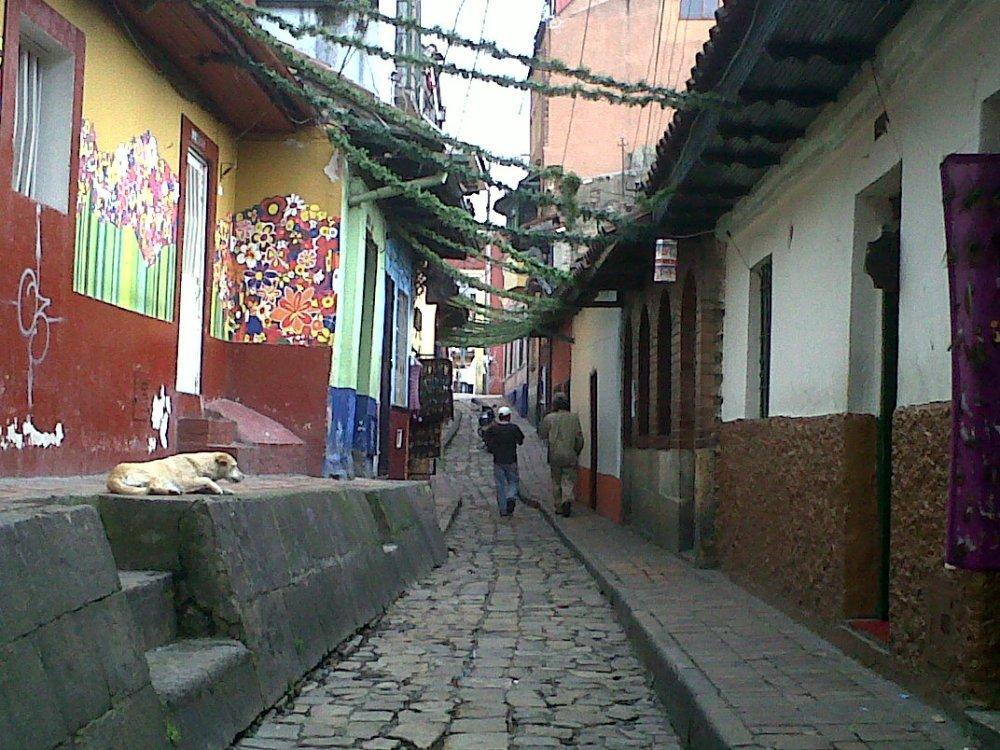 Referencias literarias a Bogotá (4/5)