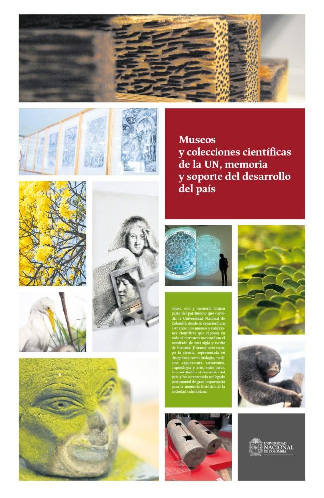 Museos y colecciones científicas de la Universidad Nacional, memoria y soporte del desarrollo de Colombia (1/5)