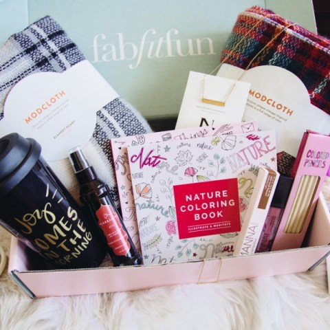 First Impressions: What I think about the Editor's Box from FabFitFun