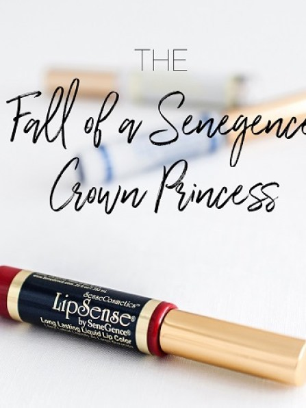 I am no longer a SeneGence Distributor, and have stopped selling LipSense products. This is my honest review on what it's like to sell with this MLM.