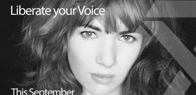 poster liberate your voice