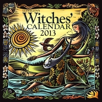 2013 Llewellyn Witches' Calendar