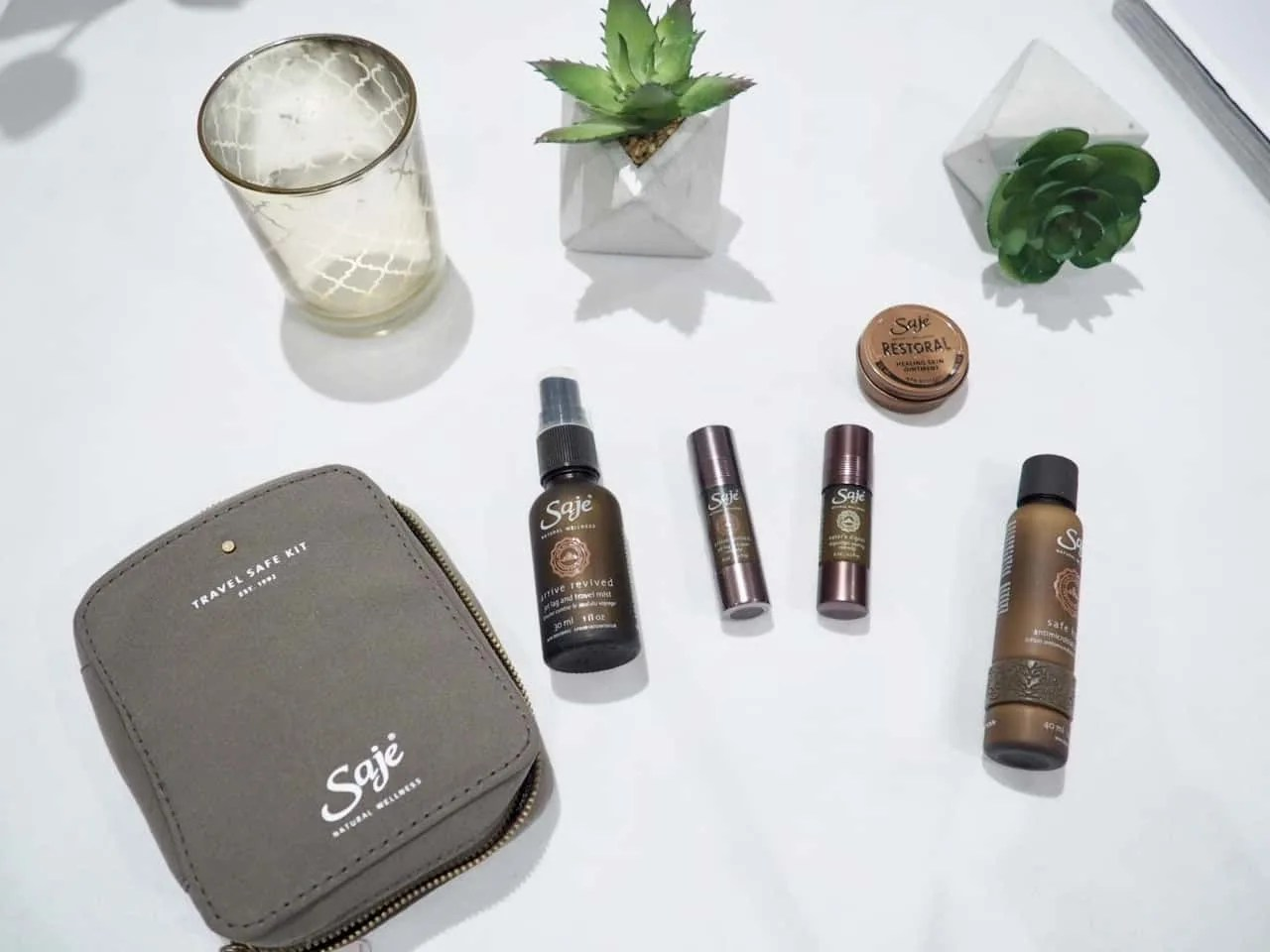 Saje Essential Oils