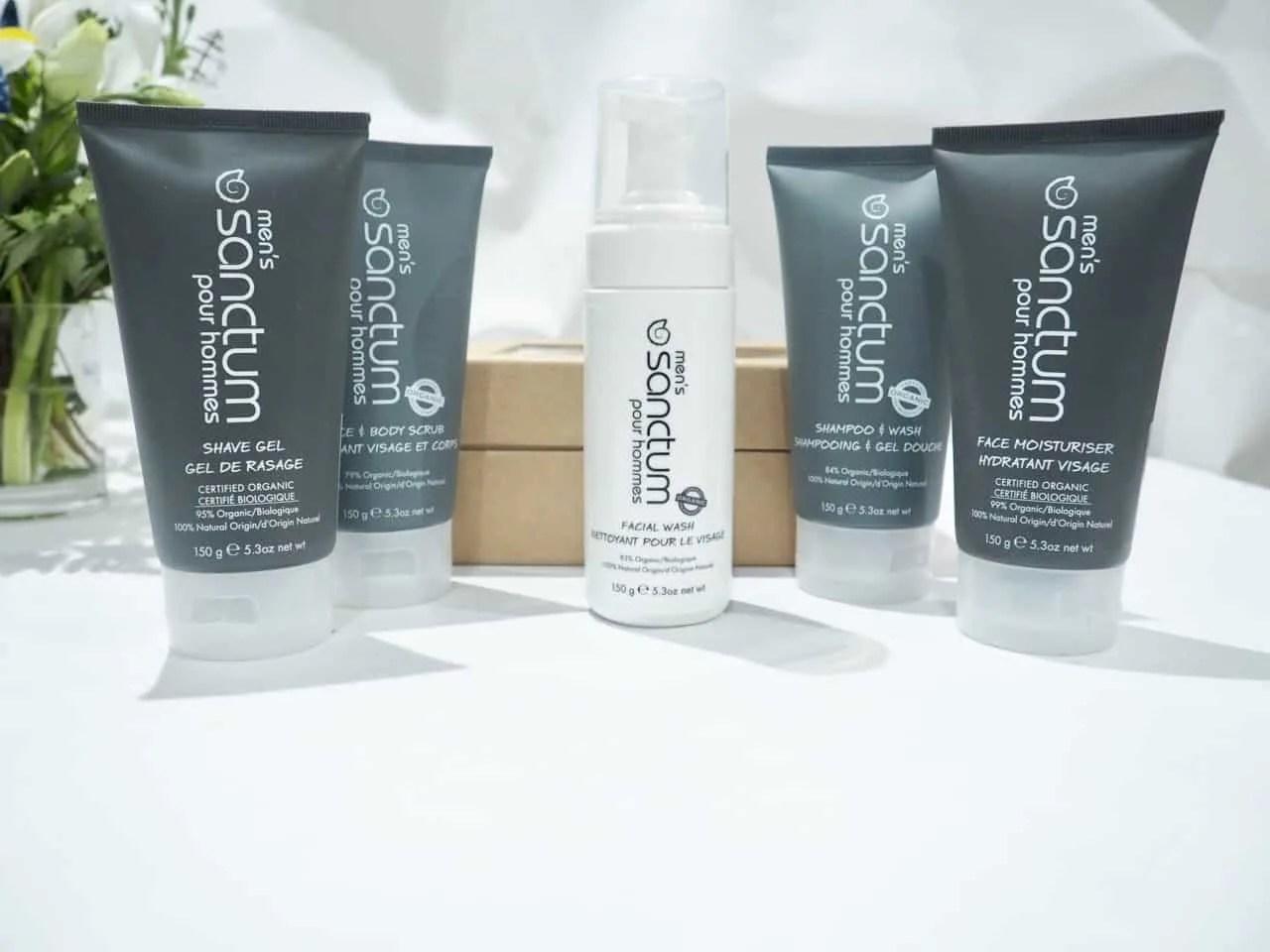 Sanctum Skincare For Men