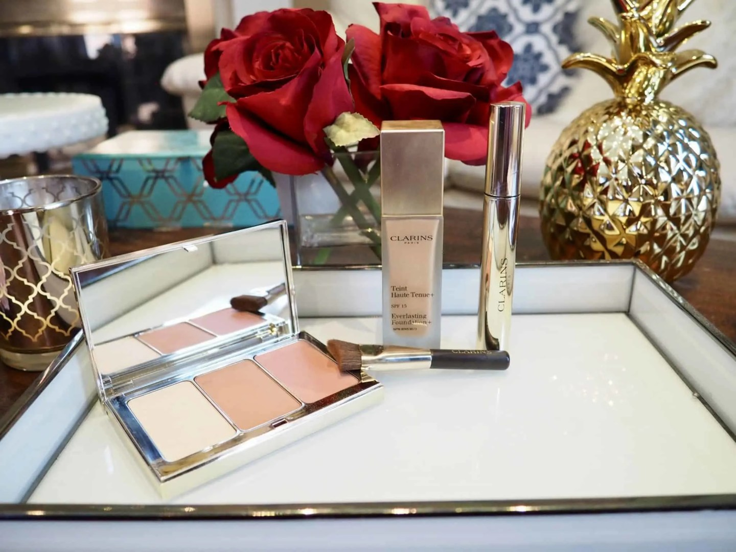 Clarins Must Have Makeup Items