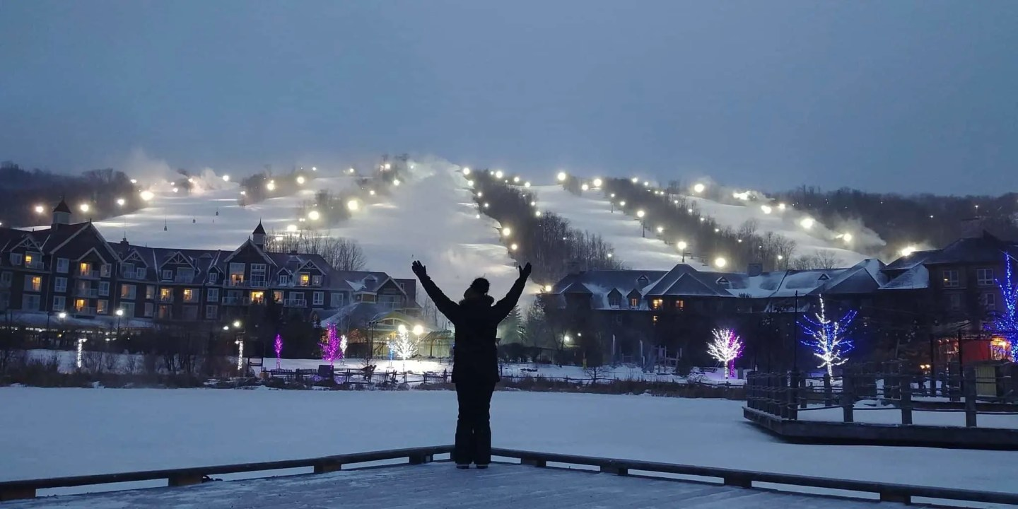 7 Winter Activities in Blue Mountain, Ontario Canada