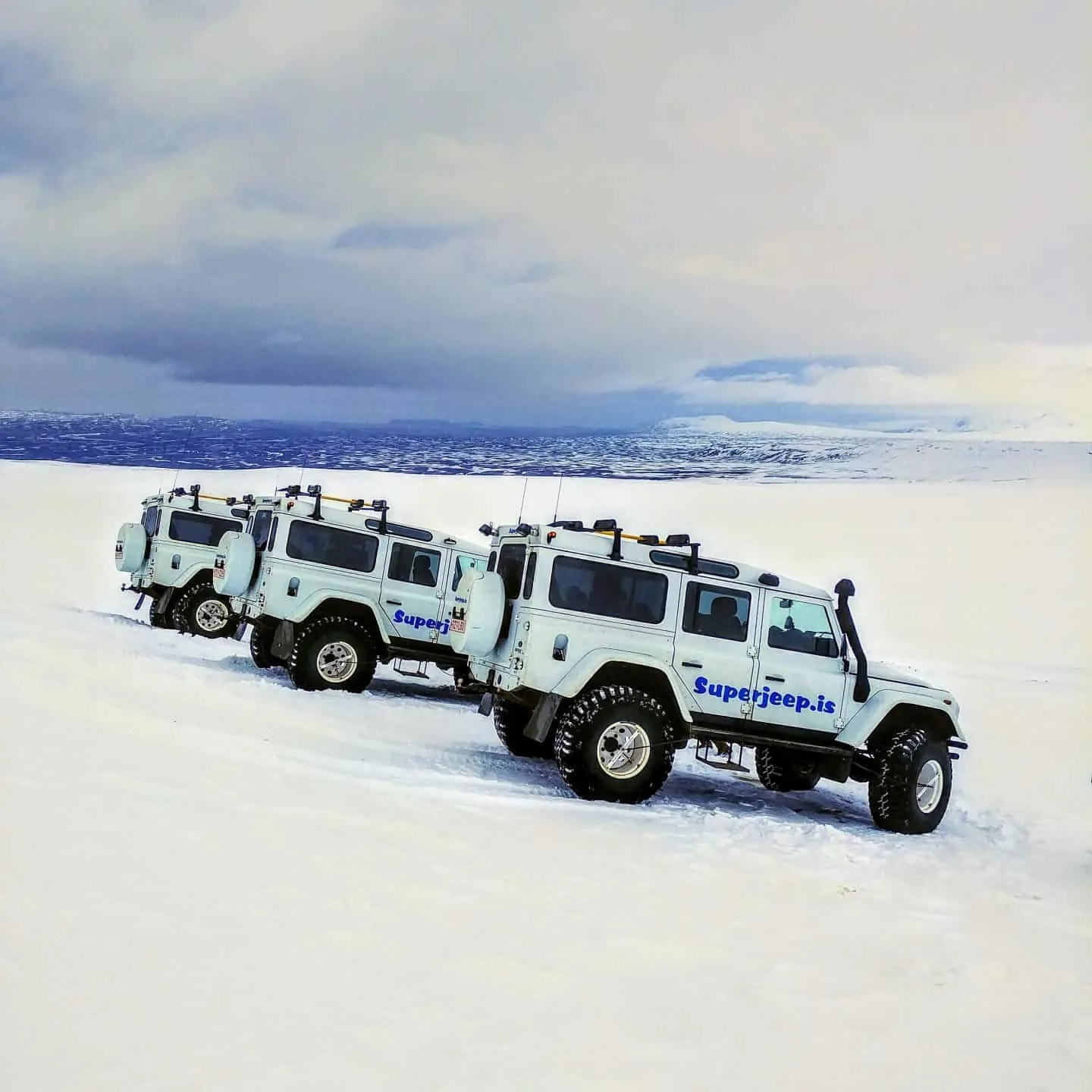 Driving The Iceland Golden Circle With Super Jeep Tours