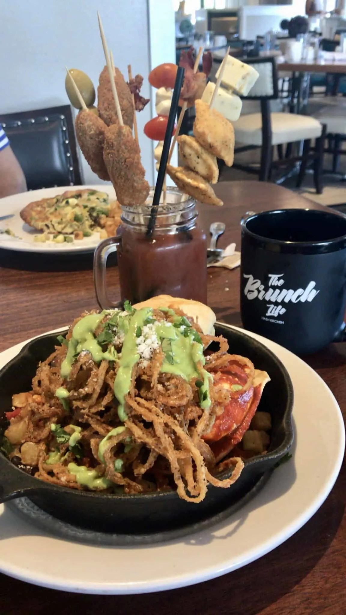 Where to eat in Scottsdale Hash Kitchen skillet breakfast