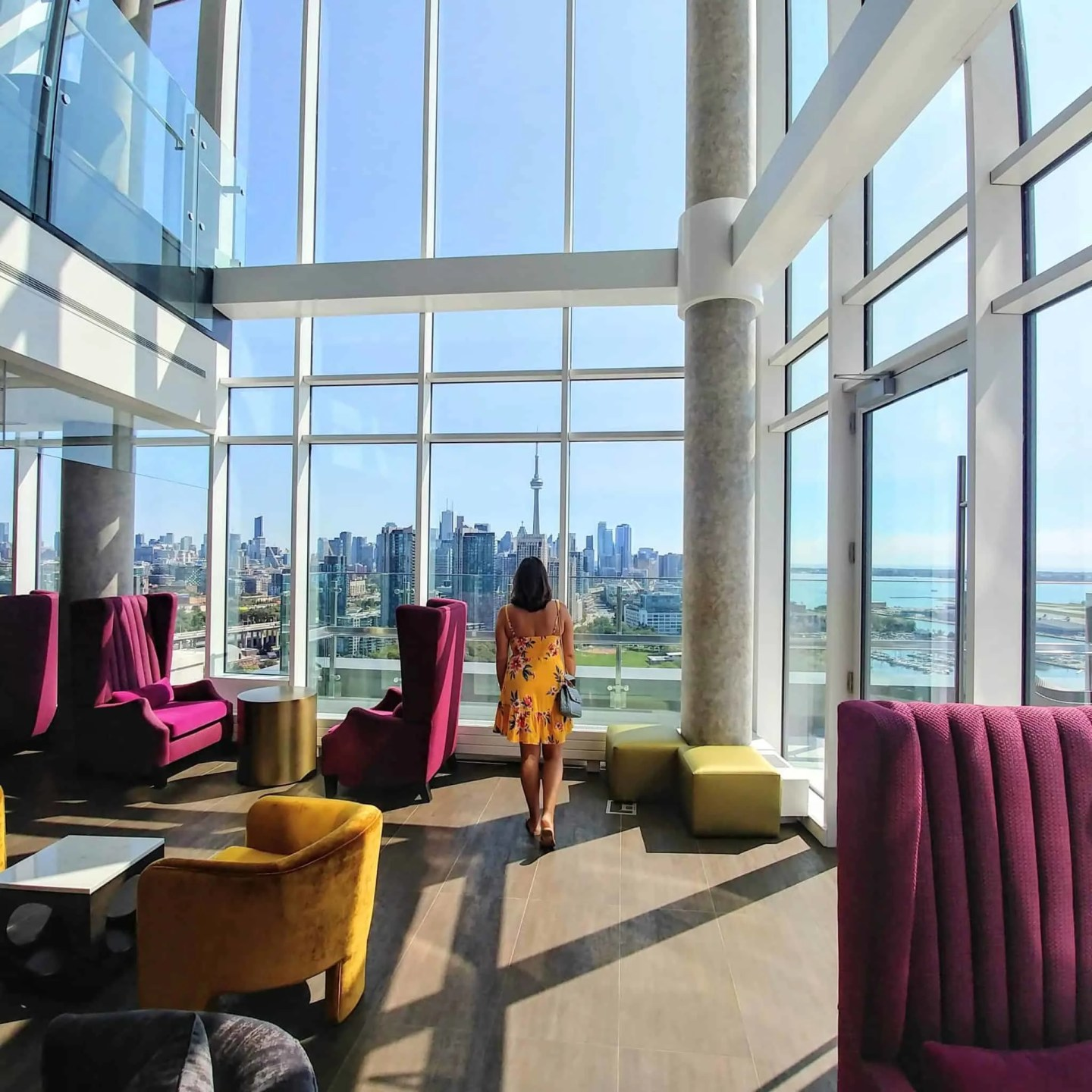 Hotel X Toronto Best Views Luxury Hotel | Diana\'s Healthy Living
