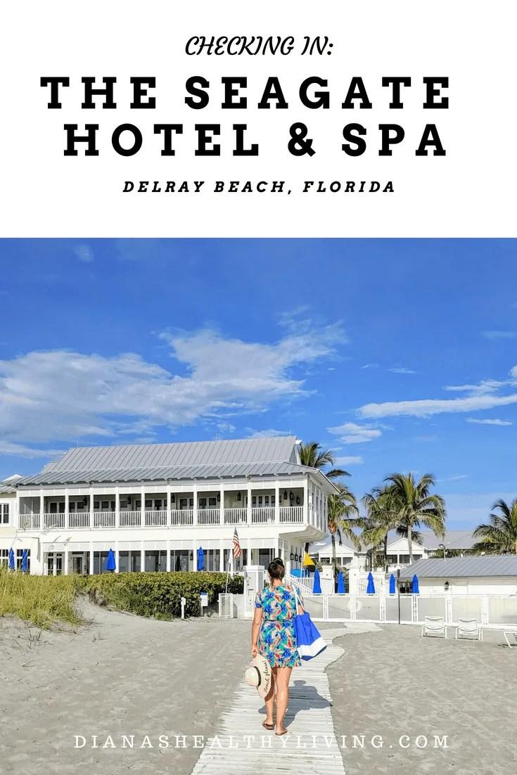 SEAGATE HOTEL AND SPA