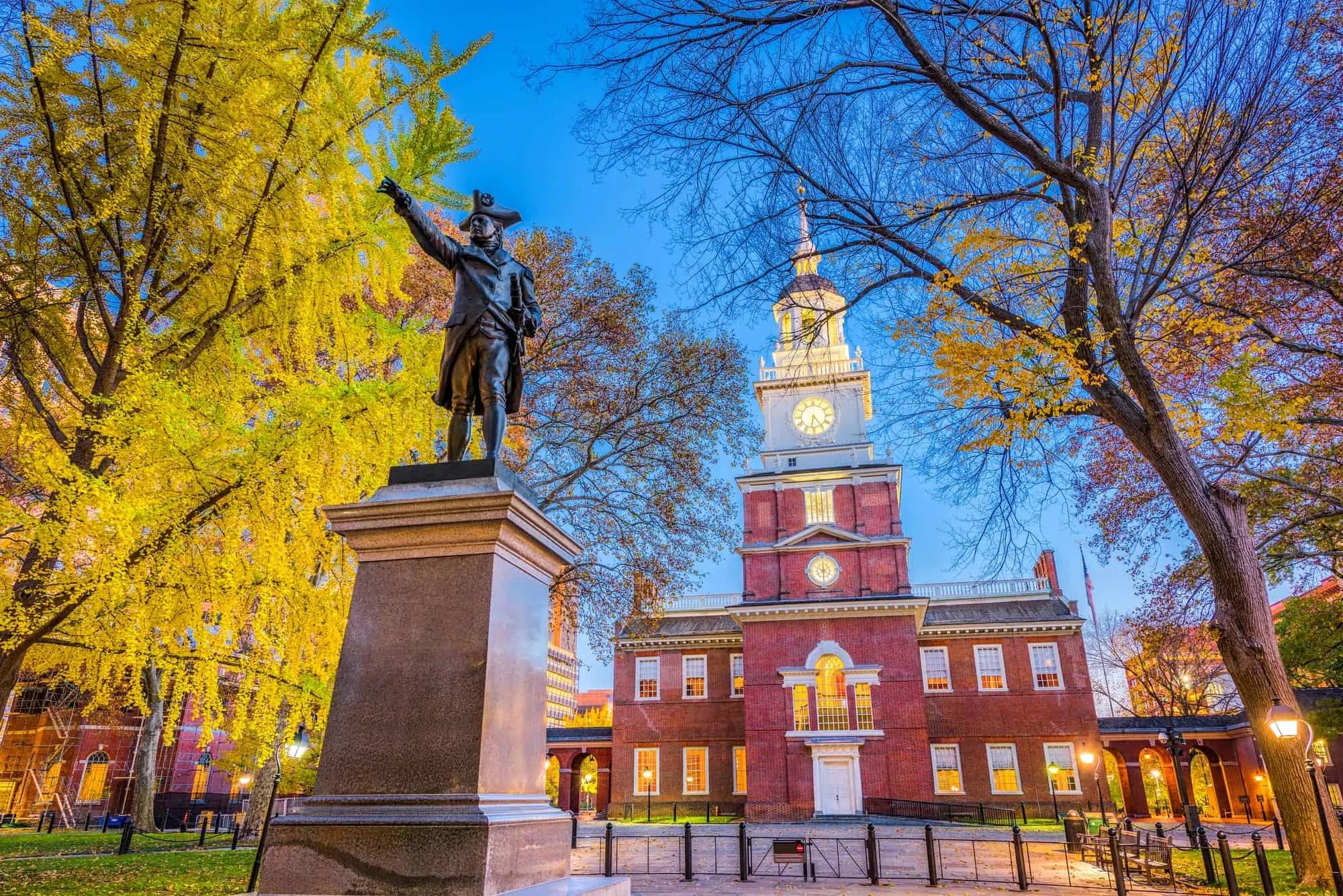The Top Philadelphia Landmarks To Visit