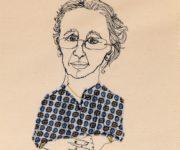Portrait of Diana Springall