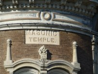 Hamblin Building detail 2