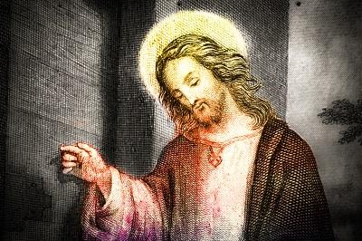 Jesus is knocking. Let Him in!
