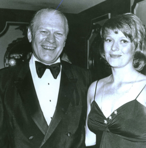 diana and gerald ford