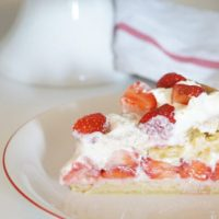 Erdbeerkuchen Strawberry Shortcake