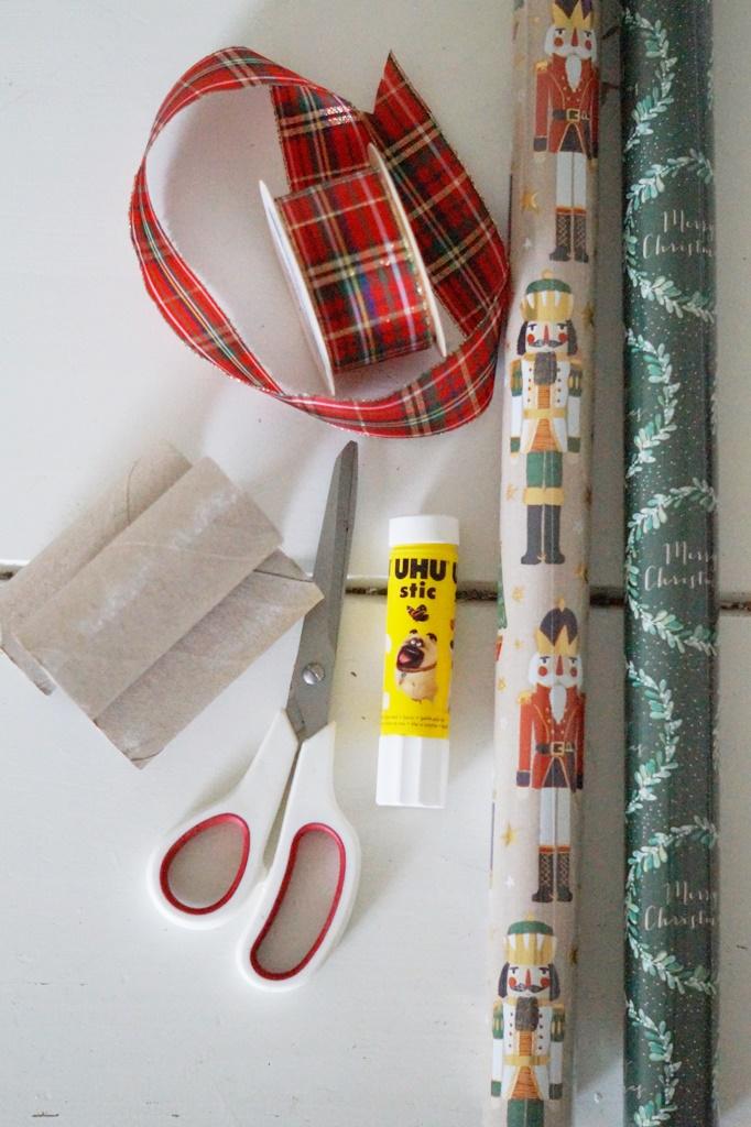 Christmas Cracker DIY