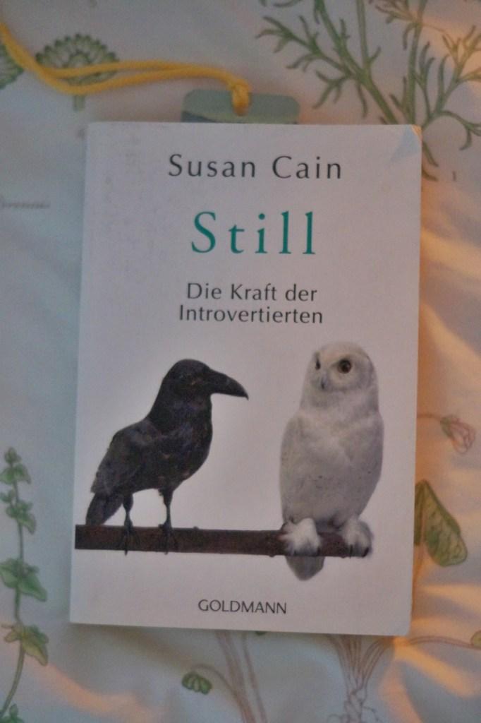 Still von Susan Cain  auf meiner Buchliste