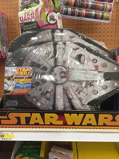 Star Wars Art Kit