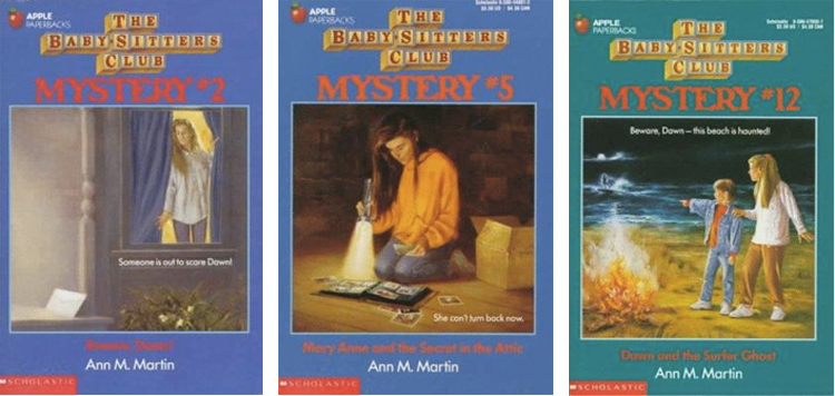 The Babysitters Club Mysteries