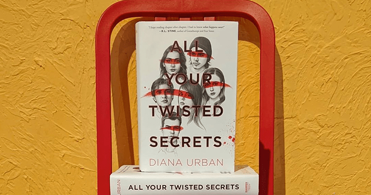 The First Two Chapters of All Your Twisted Secrets