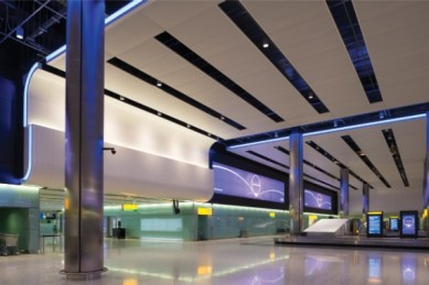 LIGHTING PROJECT: Heathrow Terminal 2