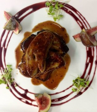 Pan-fried_foie_gras_and_figs_at_Chez_Max
