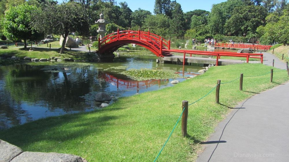 Jardim Japonês de Buenos Aires: preço, horários e como chegar